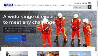 Site internet de Stapem International Investments