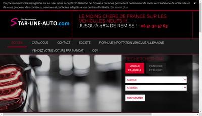 Site internet de Car Discount