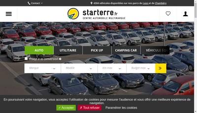 Site internet de Star-Terre