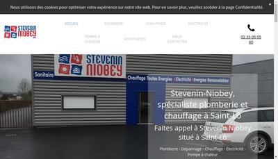 Site internet de Sn2I
