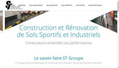 Site internet de St Groupe