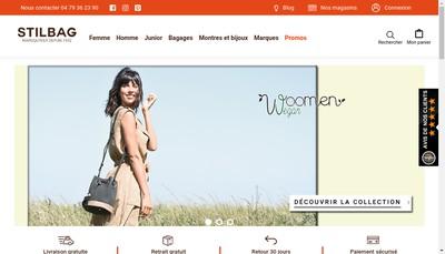 Site internet de Stil Bag