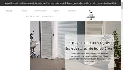 Site internet de Store Collon