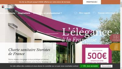 Site internet de Storistes de France