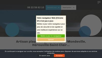 Site internet de SARL Structura