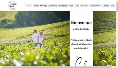 Site internet de Konica Photo Express