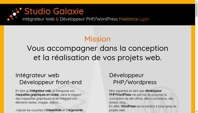 Site internet de David Gamet