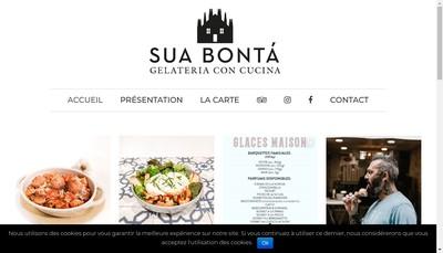 Site internet de Sua Bonta