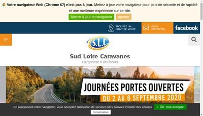 Site internet de SLC