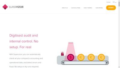 Site internet de Supervizor