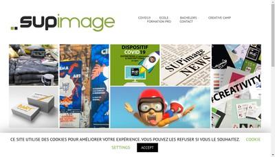 Site internet de Supimage