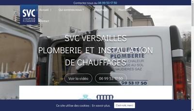 Site internet de Svc
