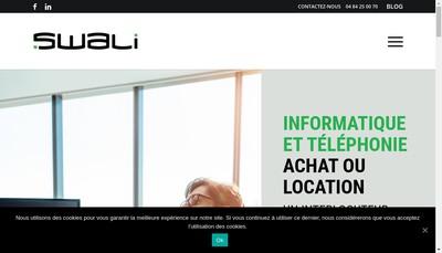 Site internet de Swali