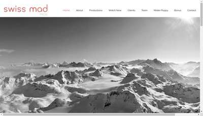 Site internet de Swissmadprod France