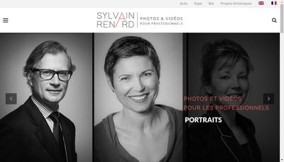 Site internet de Sylvain Renard - Photographe