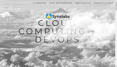 Site internet de Synalabs