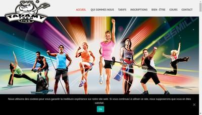 Site internet de Tadamy Form SARL