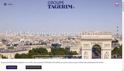 Site internet de Tagerim