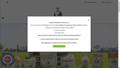 Site internet de Provence Ecology