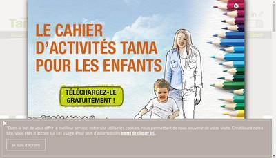 Site internet de A3F Agri Novatex France