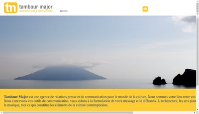 Site internet de Tambour Major
