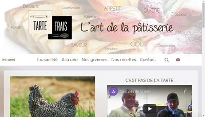 Site internet de Tartefrais