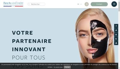 Site internet de Technature