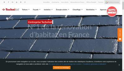 Site internet de Technitoit