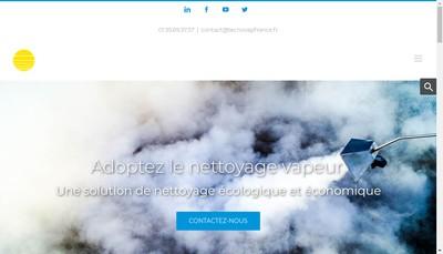 Site internet de D2 Concept