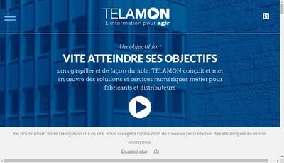 Site internet de Telamon