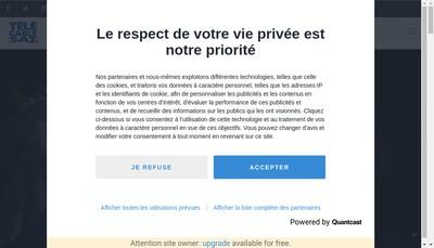 Site internet de Tele Cable Satellite Hebdo