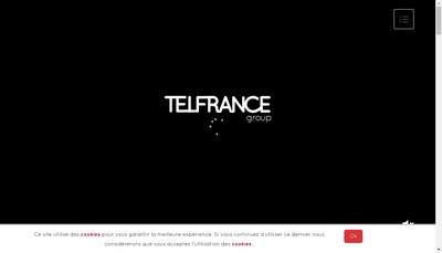 Site internet de Telfrance