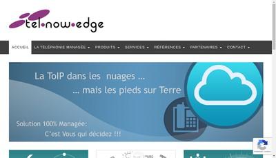 Site internet de Telnowedge