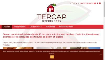 Site internet de AAPT Agence Application Pyrenees Termites - AAT Agence Applicat