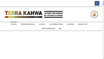 Site internet de Terra-Kahwa