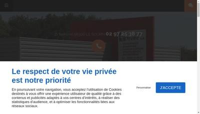 Site internet de Jean Noel Texier SAS