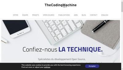 Site internet de Tcm-Lyon