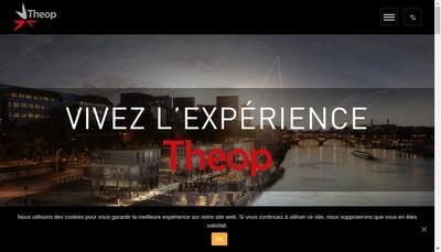 Site internet de Theop Invest -Theop Conseil- Theop Gestion -Theop Transac- Fonciere Theop