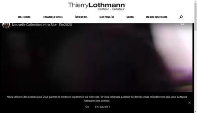 Site internet de Thierry Lothmann