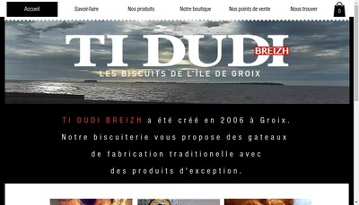 Site internet de Ti Dudi Breizh