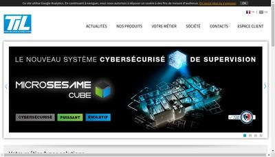 Site internet de Til Technologies