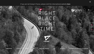 Site internet de Felt Bicycles Europe