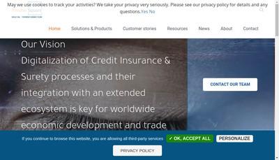 Site internet de Tinubu Holding