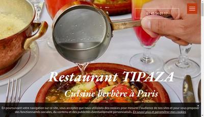 Site internet de Tipaza Nc
