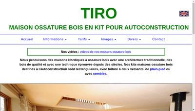 Site internet de Tiro
