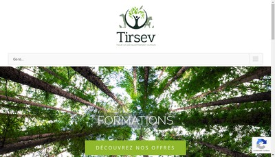 Site internet de Tirsev