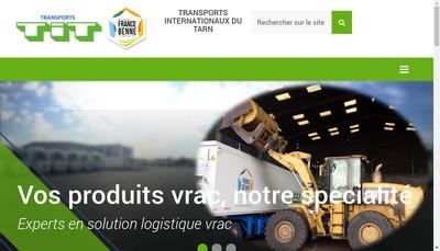 Site internet de TIT