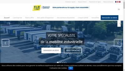 Site internet de Tlr