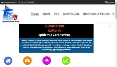 Site internet de Tls91
