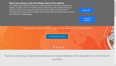 Site internet de Tmf France SAS